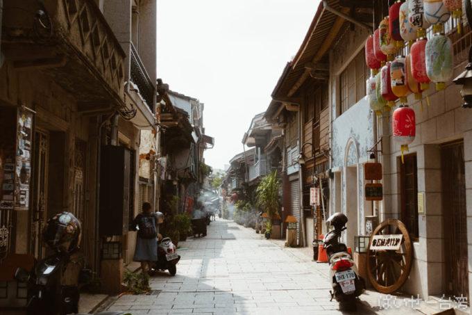 朝の神農街