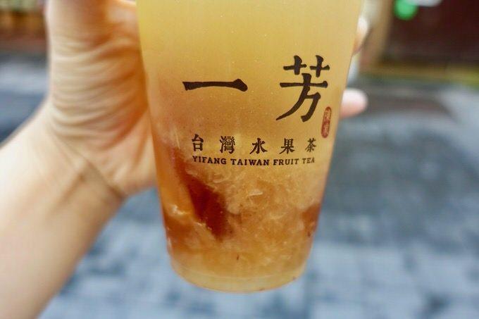 一芳台湾水茶 新宿