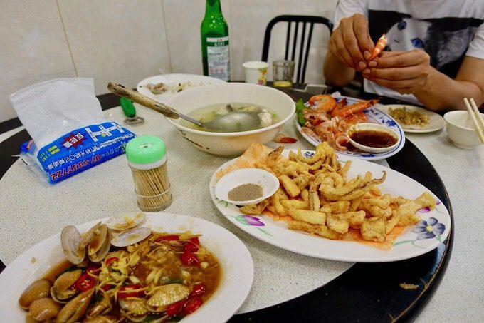 旗津海産店