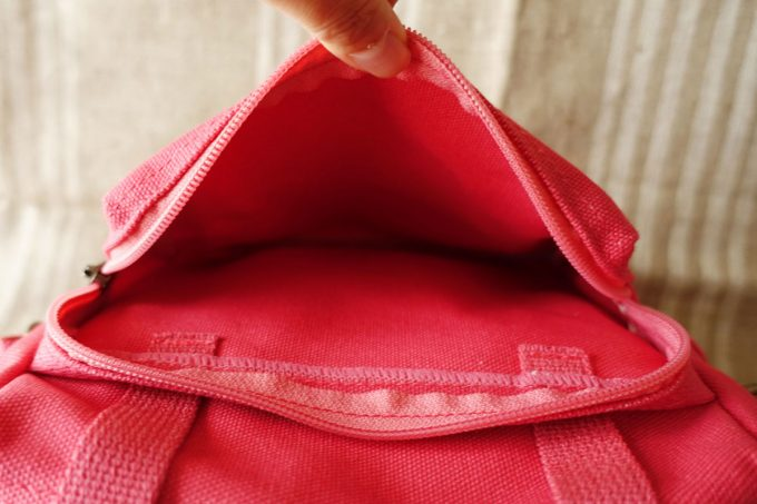 一帆布包ショルダーバッグ