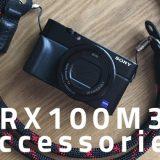 RX100M3 accessories