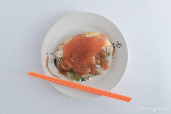 蚵仔煎レシピ