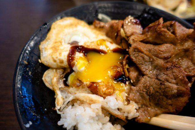 古早飯堂豚肉飯