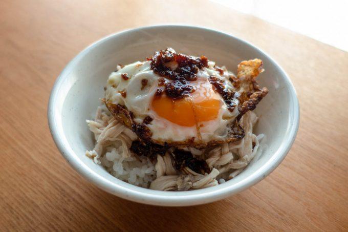 鶏肉飯レシピ