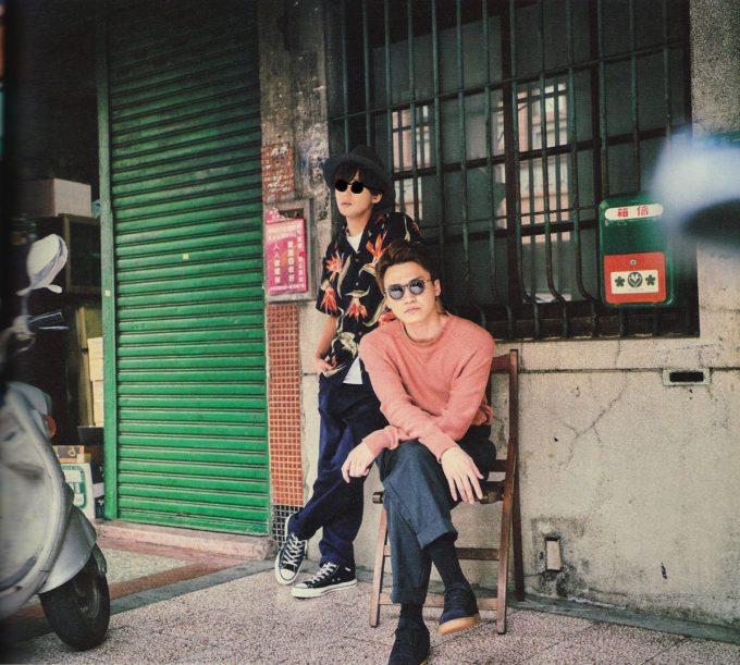 キスマイカレンダー台湾ロケ地