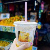 金桔檸檬汁
