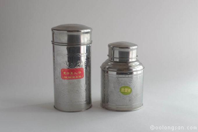 林華泰茶行 茶缶