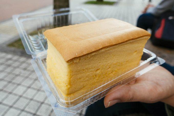 双連現烤蛋糕