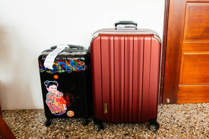 台湾旅行持ち物リスト