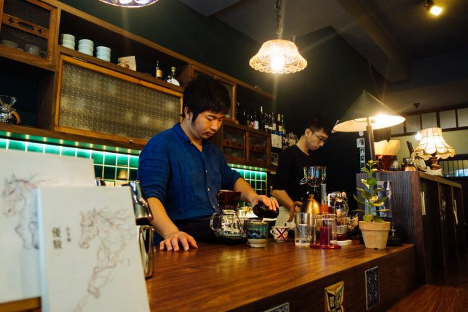 幻猻家珈琲 Pallas Cafe