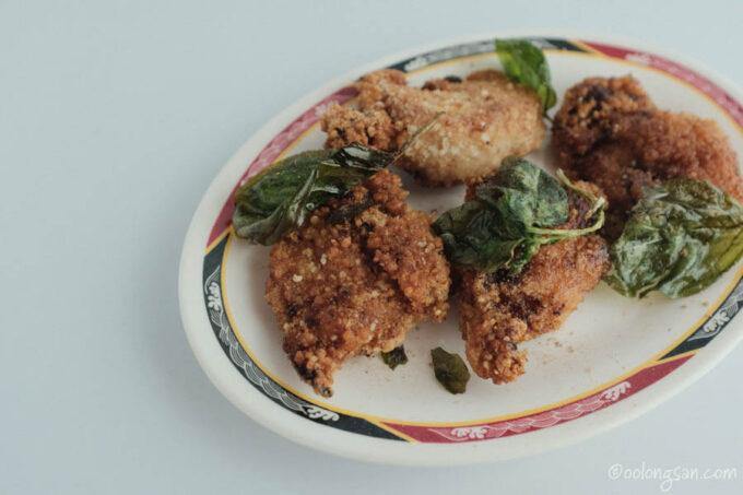 鹽酥雞レシピ