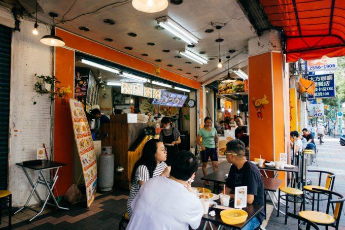 JSP呷尚宝早餐店