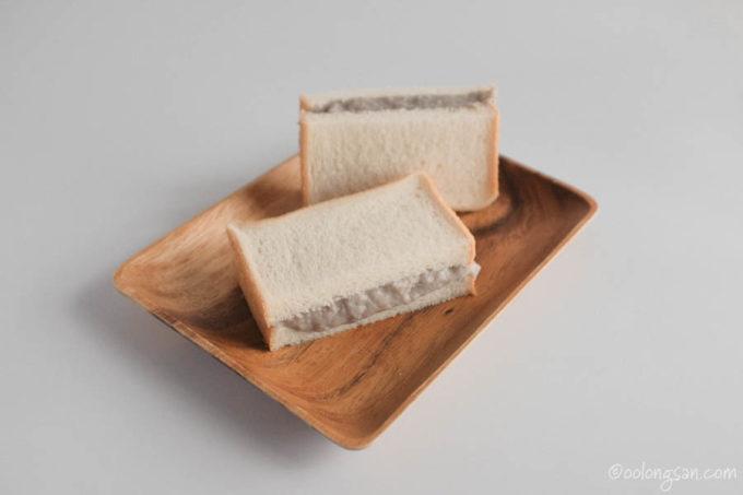タロイモサンドイッチ