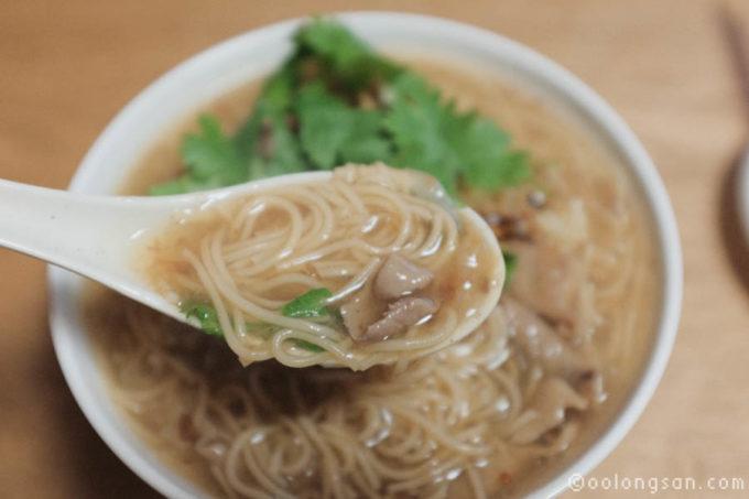 麺線レシピ