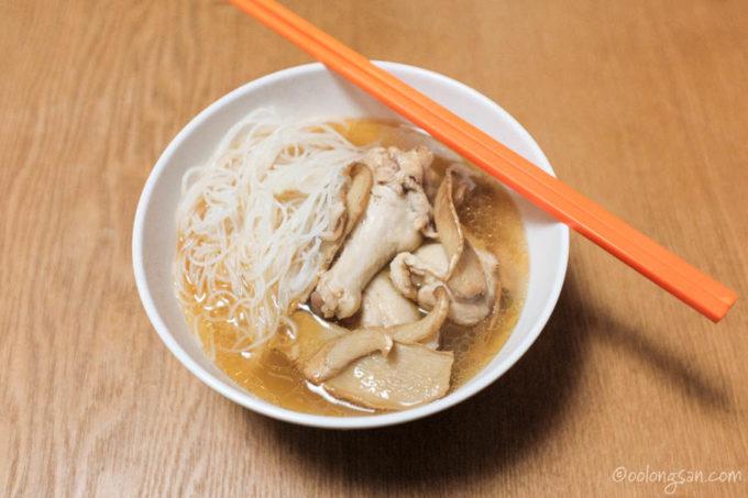 麻油雞レシピ