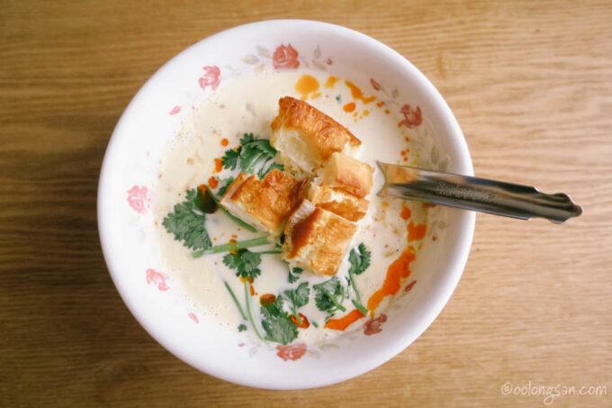 鹹豆漿レシピ
