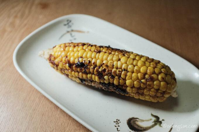 台湾焼きトウモロコシレシピ